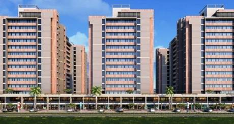 1530 sqft, 3 bhk Apartment in Ganesh Malabar County II Near Nirma University On SG Highway, Ahmedabad at Rs. 12500