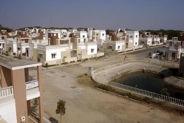 1870 sqft, 3 bhk Villa in Vyapti Vraj Homes Shela, Ahmedabad at Rs. 15000