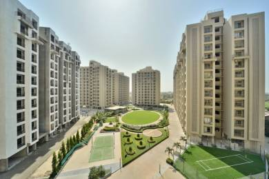 1070 sqft, 2 bhk Apartment in Goyal Orchid Whitefield Makarba, Ahmedabad at Rs. 19500