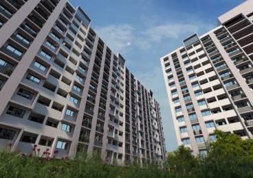 752 sqft, 1 bhk Apartment in Builder akash residency Shela, Ahmedabad at Rs. 10000