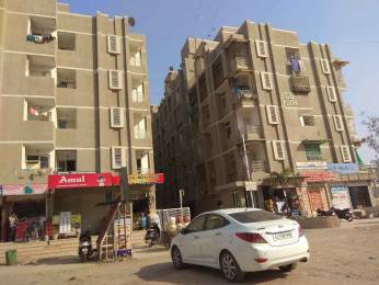 1125 sqft, 2 bhk Apartment in ICB Flora Gota, Ahmedabad at Rs. 12500