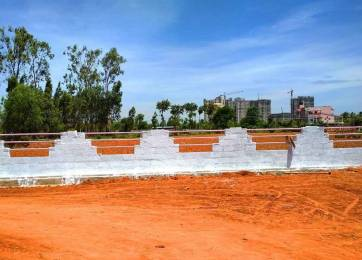 1200 sqft, Plot in Builder Gated Community Plotted Layout Katamnallur Gate Flyover, Bangalore at Rs. 33.0000 Lacs