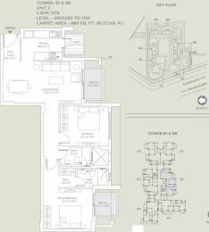 1276 sqft, 2 bhk Apartment in TATA La Vida Sector 113, Gurgaon at Rs. 1.1000 Cr