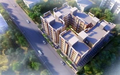 1416 sqft, 3 bhk Apartment in Builder Amrapali Jyoti Nagar, Siliguri at Rs. 34.6920 Lacs