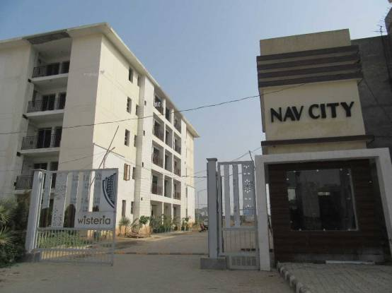 1810 sqft, 3 bhk Apartment in Wisteria Nav City Sector 123 Mohali, Mohali at Rs. 40.9034 Lacs