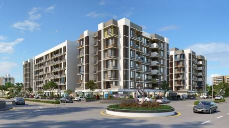 1359 sqft, 2 bhk Apartment in Builder Project Randesan, Gandhinagar at Rs. 36.2000 Lacs