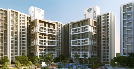 1074 sqft, 2 bhk Apartment in Builder bramhacorp f residences kalyani nagar pune Kalyani Nagar, Pune at Rs. 93.0000 Lacs