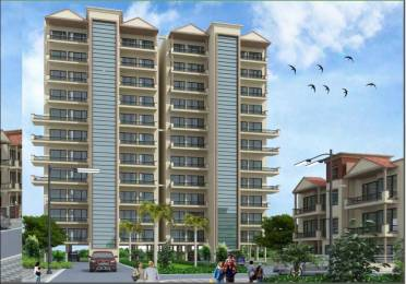 1625 sqft, 3 bhk Apartment in Gillco Heights Ext Apartments Sector 127 Mohali, Mohali at Rs. 51.5000 Lacs