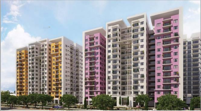 1724 sqft, 2 bhk Apartment in Builder luxury apartment on Kelambakkam Kelambakkam, Chennai at Rs. 42.6663 Lacs