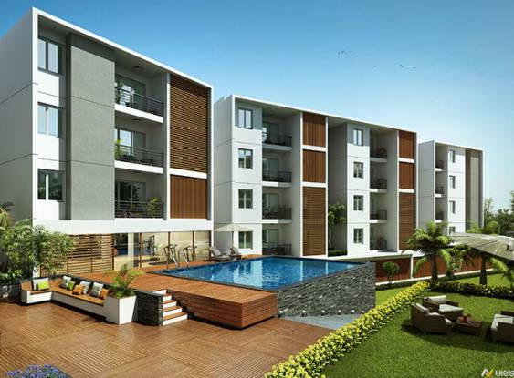 1581 sqft, 3 bhk Apartment in Builder Project Anna Nagar, Chennai at Rs. 1.8577 Cr