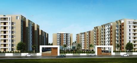 899 sqft, 2 bhk Apartment in Builder Project Perambur, Chennai at Rs. 51.2340 Lacs