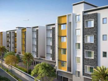 1131 sqft, 2 bhk Apartment in Builder Project Manapakkam, Chennai at Rs. 53.7225 Lacs