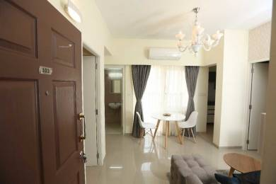 1600 sqft, 3 bhk Apartment in Builder Project Thoraipakkam OMR, Chennai at Rs. 1.2800 Cr