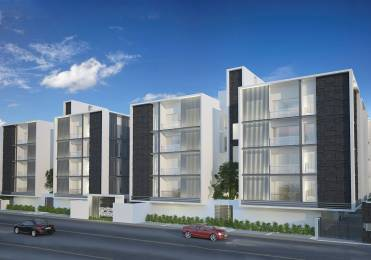 1554 sqft, 3 bhk Apartment in Builder Project Perungudi, Chennai at Rs. 95.5710 Lacs