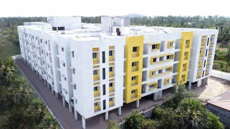 1284 sqft, 3 bhk Apartment in Builder Luxury 3BHK apartment in Mambakkam Mambakkam, Chennai at Rs. 47.5080 Lacs