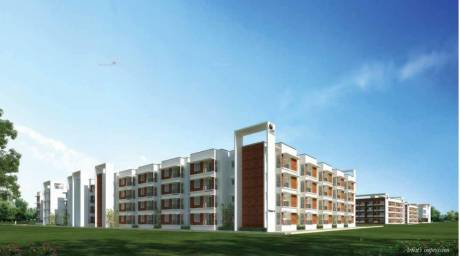 604 sqft, 1 bhk Apartment in Builder Project Sholinganallur, Chennai at Rs. 27.1800 Lacs