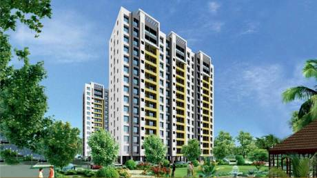 1400 sqft, 3 bhk Apartment in Builder Project Mogappair, Chennai at Rs. 85.4000 Lacs