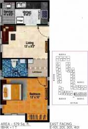 579 sqft, 1 bhk Apartment in Builder Project Iyappanthangal, Chennai at Rs. 29.8127 Lacs