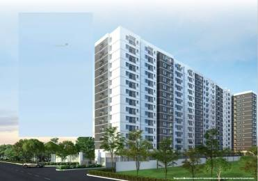 747 sqft, 2 bhk Apartment in Builder Project Kelambakkam, Chennai at Rs. 24.0000 Lacs