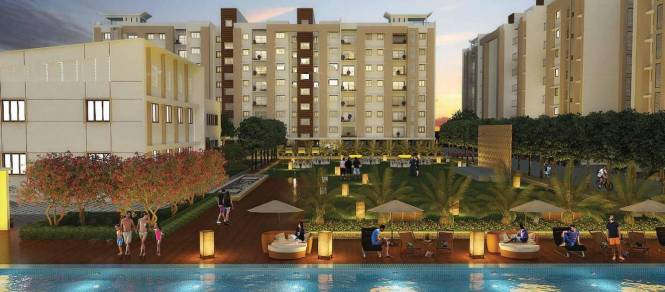 1420 sqft, 3 bhk Apartment in Builder Project Guduvancheri, Chennai at Rs. 32.5000 Lacs