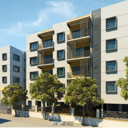 962 sqft, 2 bhk Apartment in Builder luxury 2BHK flat for sale Rajakilpakkam, Chennai at Rs. 50.9860 Lacs