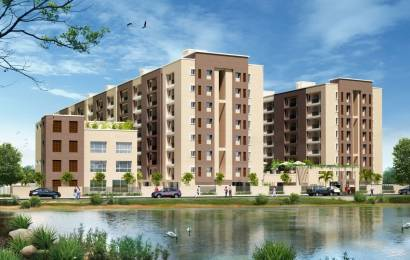 1037 sqft, 3 bhk Apartment in Builder luxury 3BHK flat for sale Sholinganallur, Chennai at Rs. 40.9615 Lacs