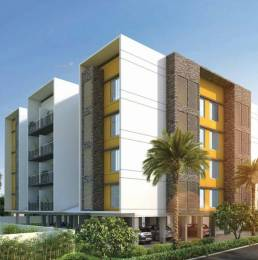1035 sqft, 2 bhk Apartment in Builder luxury 2BHK flat for sale Manapakkam, Chennai at Rs. 49.1625 Lacs
