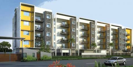 1016 sqft, 2 bhk Apartment in Builder 2BHK apartment for sale Manapakkam, Chennai at Rs. 48.2600 Lacs
