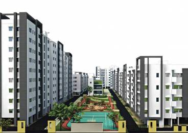 609 sqft, 1 bhk Apartment in Builder Project Thalambur, Chennai at Rs. 22.8375 Lacs