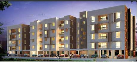 1196 sqft, 2 bhk Apartment in Builder Project Anna Nagar, Chennai at Rs. 1.4053 Cr