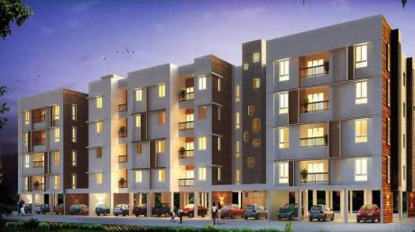 1031 sqft, 2 bhk Apartment in Builder Project Iyappanthangal, Chennai at Rs. 53.0862 Lacs