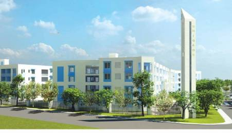 3 Bhk Residential Luxury Apartment For In Mogair West Chennai