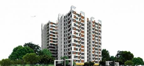 1272 sqft, 3 bhk Apartment in Builder Project Mahindra World City, Chennai at Rs. 48.4632 Lacs