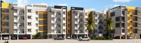 929 sqft, 2 bhk BuilderFloor in Builder Premium Lifestyle Apartment in OMR Perumbakkam, Chennai at Rs. 33.4347 Lacs