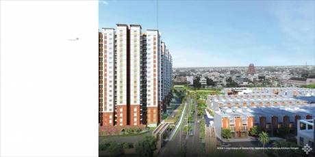 593 sqft, 2 bhk Apartment in Builder Project Mangadu, Chennai at Rs. 23.6607 Lacs