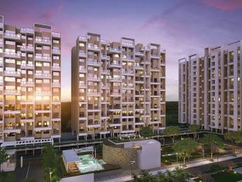 980 sqft, 2 bhk Apartment in VTP Realty Solitaire Pashan, Pune at Rs. 63.7001 Lacs