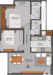 935 sqft, 2 bhk Apartment in Axis La Promenade Ambivali, Mumbai at Rs. 38.8025 Lacs