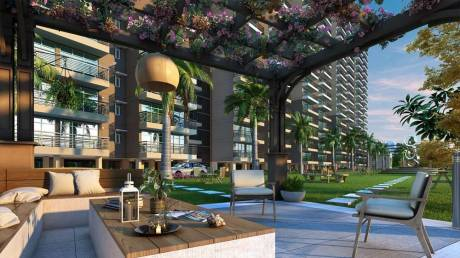 554 sqft, 2 bhk Apartment in Breez Global Hill View Sector 11 Sohna, Gurgaon at Rs. 20.4442 Lacs