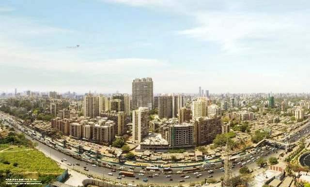 462 sqft, 2 bhk Apartment in Omkar Signet Malad East, Mumbai at Rs. 1.0000 Cr