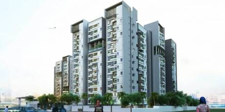 1235 sqft, 2 bhk Apartment in Unicon North Brooks 46 Yelahanka, Bangalore at Rs. 51.2525 Lacs
