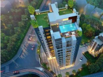 607 sqft, 2 bhk Apartment in Merlin The One Tollygunge, Kolkata at Rs. 47.3460 Lacs