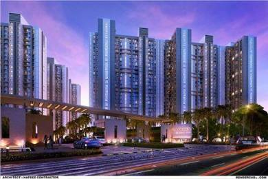432 sqft, 1 bhk Apartment in Lodha Codename Crown Jewel Thane West, Mumbai at Rs. 76.0000 Lacs
