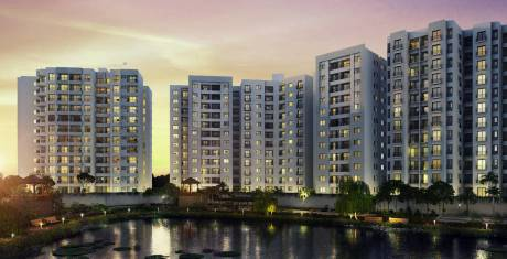 1280 sqft, 3 bhk Apartment in Godrej Infinity Mundhwa, Pune at Rs. 1.1000 Cr
