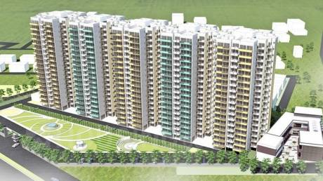 554 sqft, 2 bhk Apartment in Breez Global Hill View Sector 11 Sohna, Gurgaon at Rs. 20.4462 Lacs