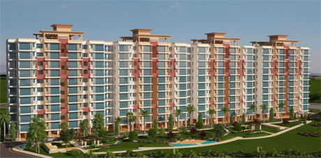 1270 sqft, 2 bhk Apartment in Bhutani Presithum Sector 25 Yamuna Express Way, Noida at Rs. 50.6730 Lacs