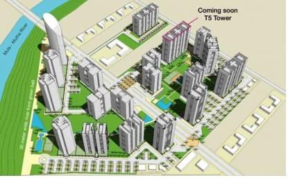 1280 sqft, 3 bhk Apartment in Godrej Infinity Mundhwa, Pune at Rs. 1.1000 Cr