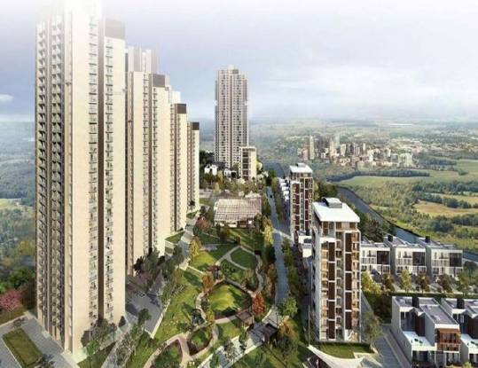 1819 sqft, 4 bhk Apartment in Godrej Solitaire at Godrej Nest Sector 150, Noida at Rs. 1.9300 Cr