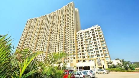 828 sqft, 2 bhk Apartment in Rustomjee Urbania Azziano Thane West, Mumbai at Rs. 1.4300 Cr