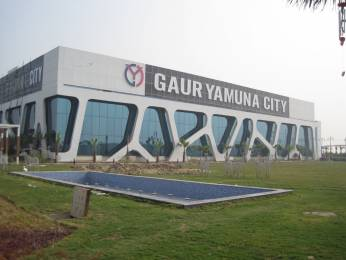 700 sqft, Plot in Gaursons India Ltd. Gaur Yamuna City Plots Sector 4, Greater Noida at Rs. 28.0006 Lacs