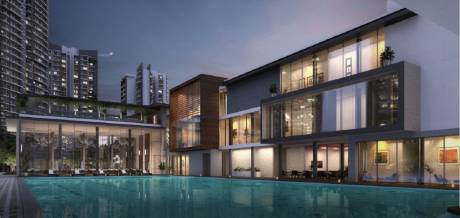 1400 sqft, 2 bhk Apartment in Godrej Meridien Sector 106, Gurgaon at Rs. 1.1000 Cr